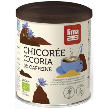 Kaffee Alternative Chicorée Zichorie Instant, Bio, 100g