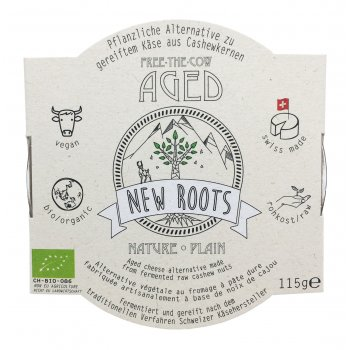 New Roots Aged Nature RAW Organic, 115g