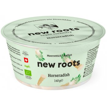 New Roots Raifort Extra Creamy Bio, 140g