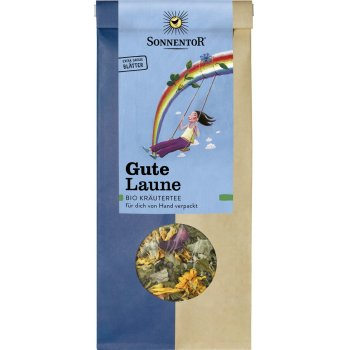 Tee Infusion Good Mood loose Organic, 50g