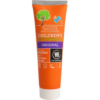 Toothpaste for Children Original No Fluoride Organic, 75ml