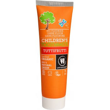 Toothpaste for Children Tuttifrutti No Fluoride Organic, 75ml