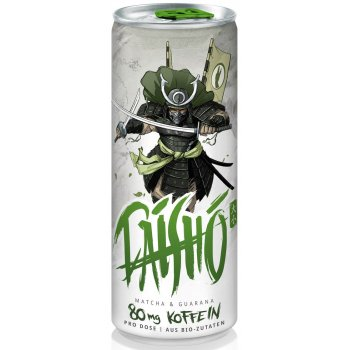 Energy Drink Daisho Matcha & Guarana Bio, 250ml