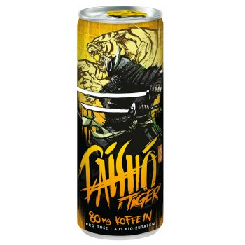Energy Drink Daisho Tiger Organic, 250ml