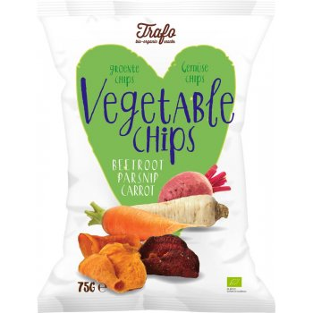 Chips Vegetable Chips Organic, 75g