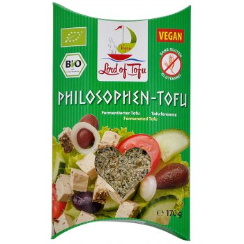 Philosophers Tofu (Alternative to Feta) Organic, 170g