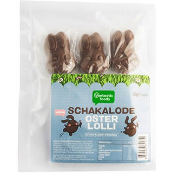 "Easter Bunny Lolly ""Milk"" Chocolate, 45g"