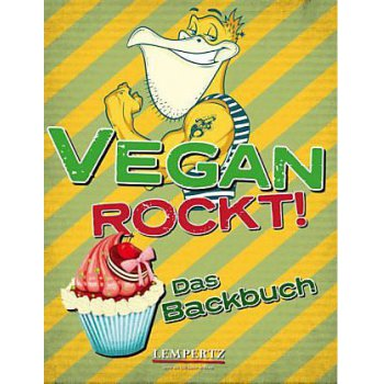 Backbuch Vegan Rockt!
