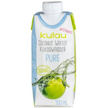 Coconut Water PURE Organic, 330ml