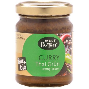 Curry Paste Green Thai Fair Organic, 125g
