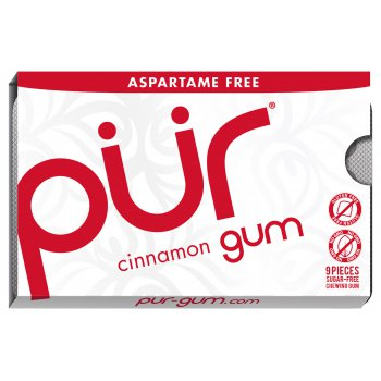 Chewing Gum Cinnamon (cannelle), 12g