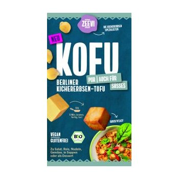 Kofu Pois Chiches-Tofu Nature Bio, 200g