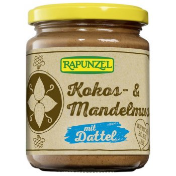 Coconut and Almondbutter with Dates Organic, 250g