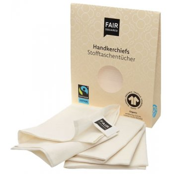 Handkerchiefs Reusable 3 pieces washable