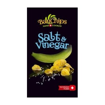 Chips SwissChips BanChips Salt & Vinegar, 90g
