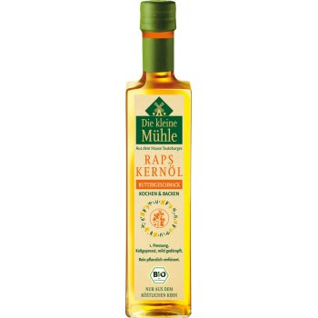 Oil Rapeseed with buttery taste Organic, 500ml