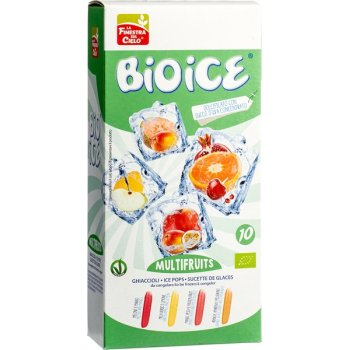 Sucette de glaces Bio Ice Multifruits Bio, 400ml