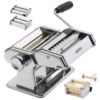 Pasta machine Set PASTA PERFETTA DE LUXE with 3 attachments