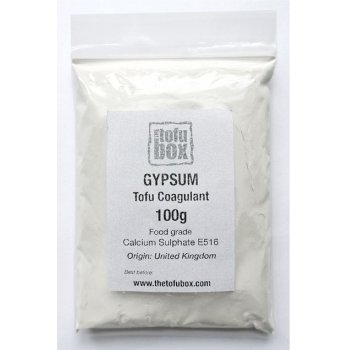 Gypsum Powder Tofu Coagulant, 100g