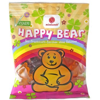 Jelly Ourson mind sweets Happy Buddha Bear Bio, 75g