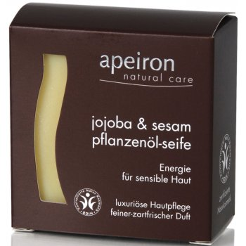 Soap Bar Jojoba & Sesame Plant Oil Soap, 100g