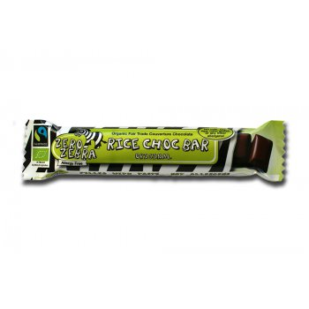 Bar Rice Choc Organic 35g