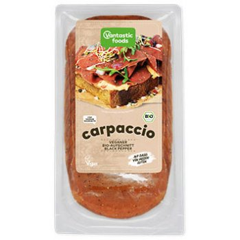 Veggie Carpaccio Black Pepper Bio, 90g