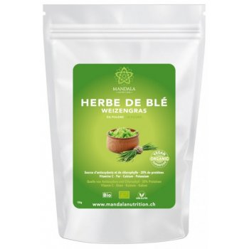 Wheat Grass Powder Organic, 125g