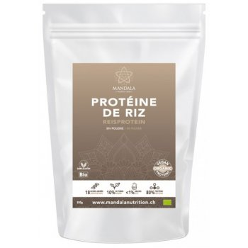 Rice Protein Powder Brown Rice Organic, 250g