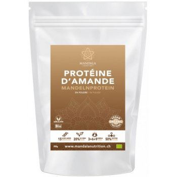Almond Protein Powder Organic, 250g