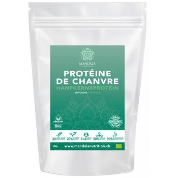 Hemp Protein Powder Organic, 250g
