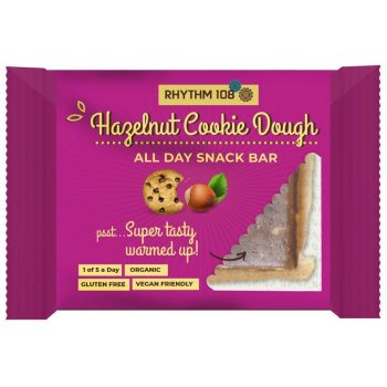 Biscuit Rhythm 108 Hazelnut Cookie Dough Bio, 42g