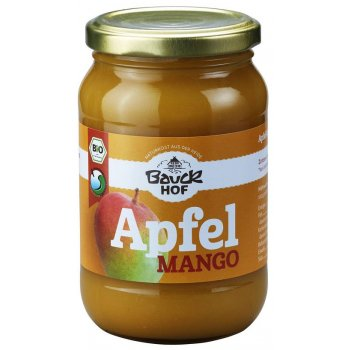 Apple Mango Puree No Added Sugar Organic, 360g