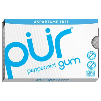 Chewing Gum Peppermint, 12g