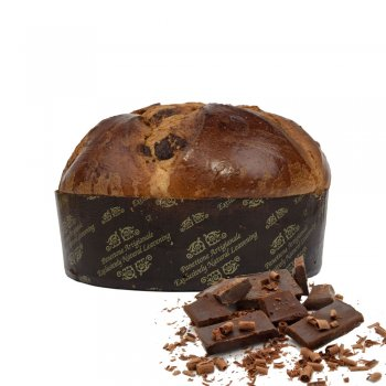 .★ Vegan Panettone with Chocolate, 500g
