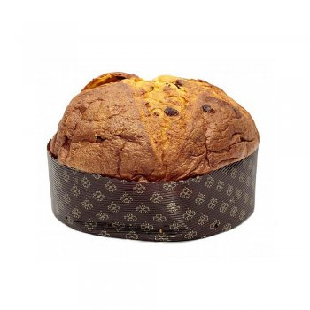 ..★ Veganer Panettone traditionell mit Rosinen, 500g
