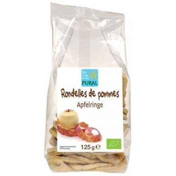 Apple Rings Dried Organic, 125g