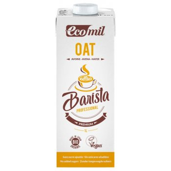 Oat Milk Barista Premium Without Added Sugar Organic, 1l
