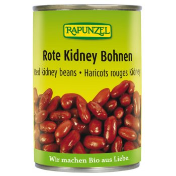 Red Kidney Beans Can Organic, 400g
