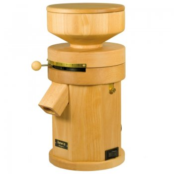 Electric Mill Hawos Oktagon 1Solid wood beech