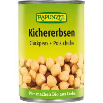 Chickpeas in a Can Organic, 400g