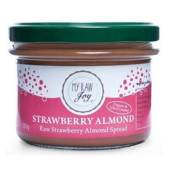 Spread My Raw Joy Strawberry Almond RAW Organic, 200g