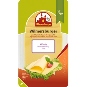 Wilmersburger Slices Piquant (Hearty) Gluten Free, 150g