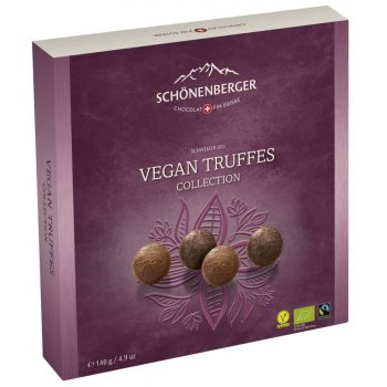 .★ Truffes Vegan Truffes Collection Gift Box Organic, 140g