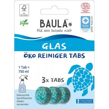 Glass Cleaner Biobaula #plasticfree