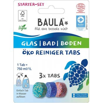 Starter Package Glass, Bath, Floor #plasticfree