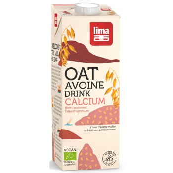Oat Drink with Calcium Organic, 1l