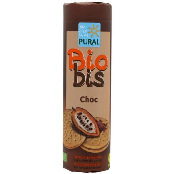 Cookies Biobis Chocolate Organic, 300g