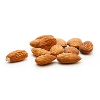 Almonds Brown 12-14mm Bulk Organic, 5kg