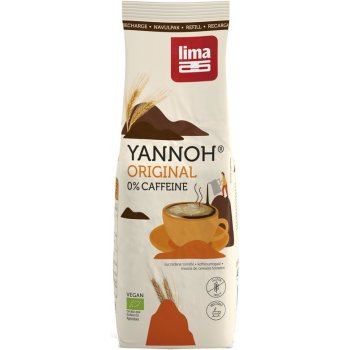 Coffee Alternative Yannoh Instant Refill, Organic, 250g